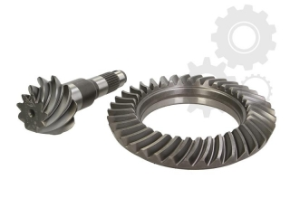 Pinion atac+coroana dintata 37/9 Mercedes Sprinter Vw Crafter (120 km/h)