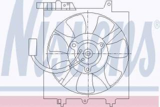 Ventilator AC Forester 2.0