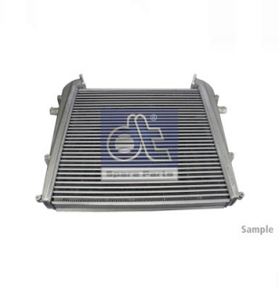 Radiator intercooler Man NG 313 articulata