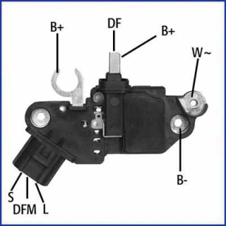 Releu alternator Transit
