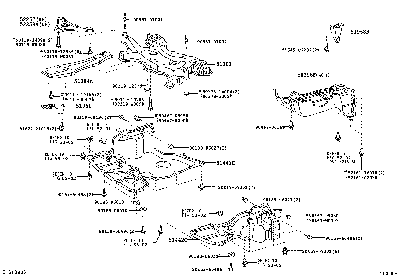 1998 ford contour heater vacuum diagram